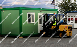 container dormitor second hand Satu-Mare